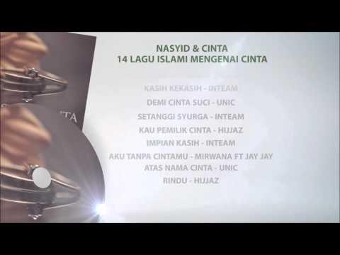 14 Lagu Islami Mengenai Cinta / Album Kompilasi