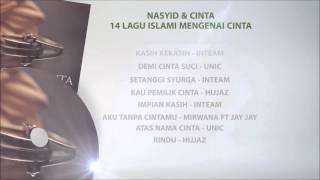 "14 Lagu Islami Mengenai Cinta / Album Kompilasi ""Nasyid & Cinta"""