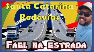 Uma Palinha de Santa Catarina - Fael na Estrada