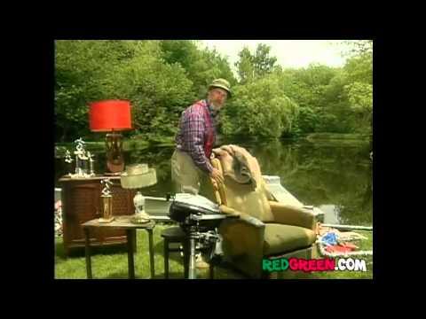 "Handyman Corner ""Ductwork Boat"""