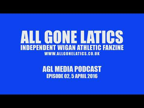 AGL Media Podcast 02, 5 April 2016 - Not the 100 Points Edition
