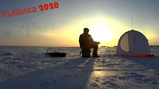 Рыбалка на водохранилище сезон 2020 глухозимье