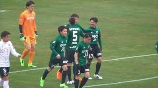 15分:松本山雅FC 9 高崎 寛之.