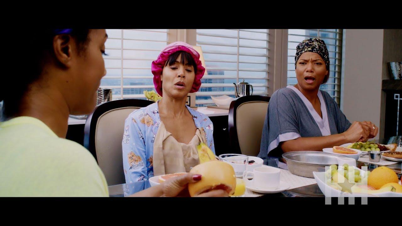 Download The Ladies Of 'Girls Trip' Dish On That Epic Grapefruit Scene