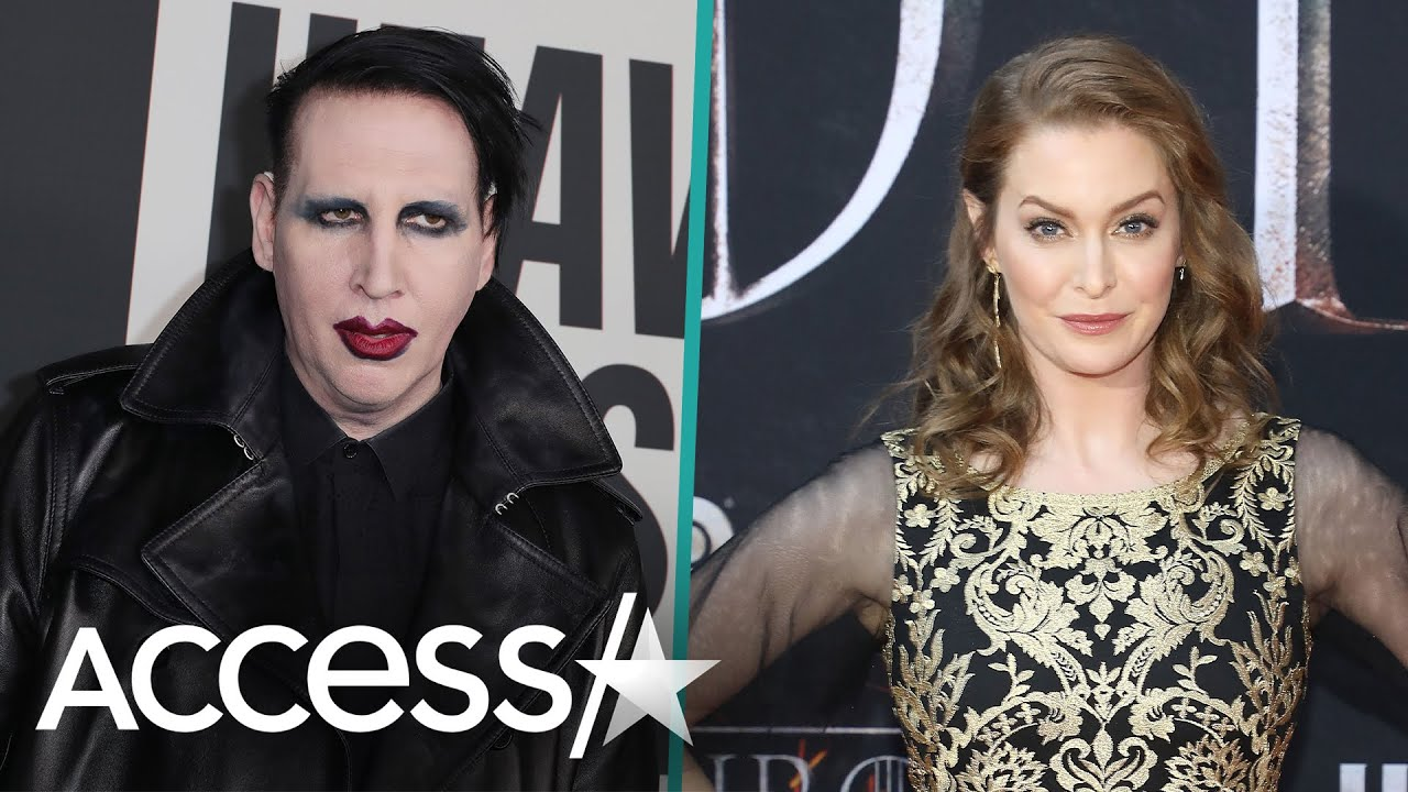 'Game of Thrones' actress sues Marilyn Manson for sexual assault ...