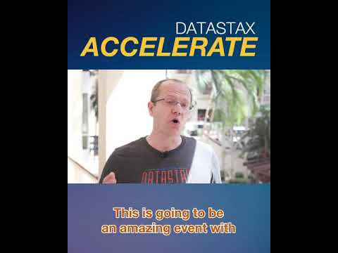 How to build Graph Recommendation Systems at Accelerate 2019 | DataStax