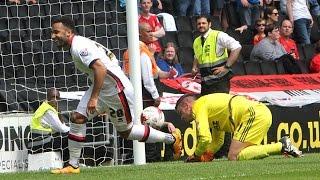 HIGHLIGHTS: MK Dons 1-2 Nottingham Forest