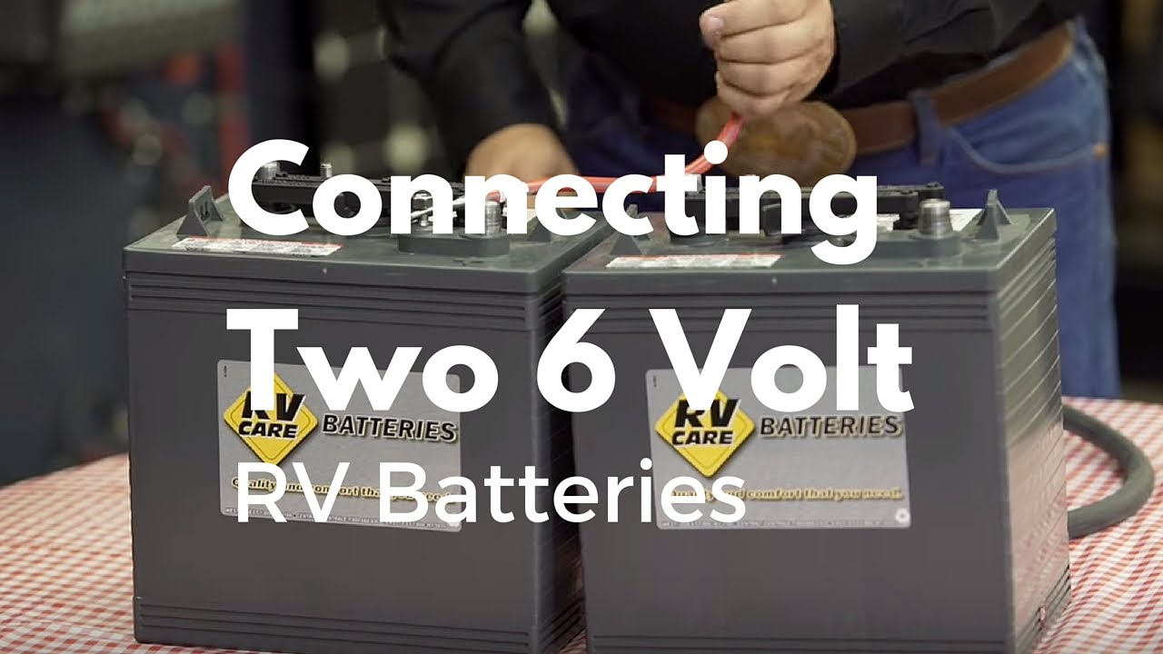 Wiring Three 12 Volt Batteries In Series