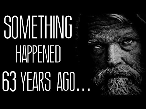"""Something Happened 63 Years Ago..."" Creepypasta"
