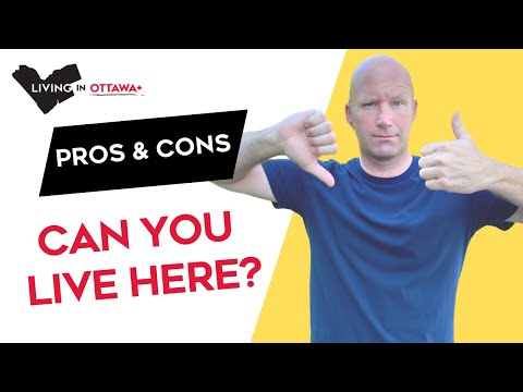 Pros and Cons of Living in Ottawa Canada