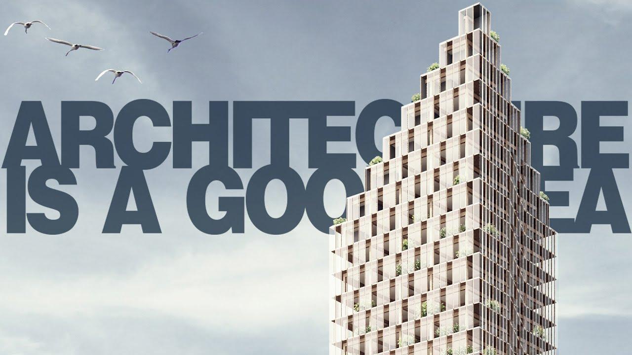 Domy przyszłości? | Architecture is a good idea