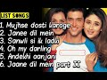 6 lagu india - Soundtrack Mujhse Dosti Karoge Film bollywood