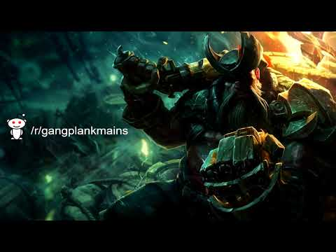 This is what /r/gangplankmains listen to I Best Pirate Music for Playing League of Legends