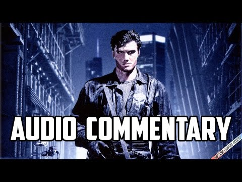 The Punisher 1989 Audio Commentary