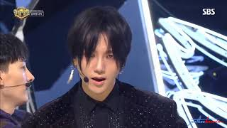 YESUNG'S PART - BLACK SUIT - SUPER JUNIOR