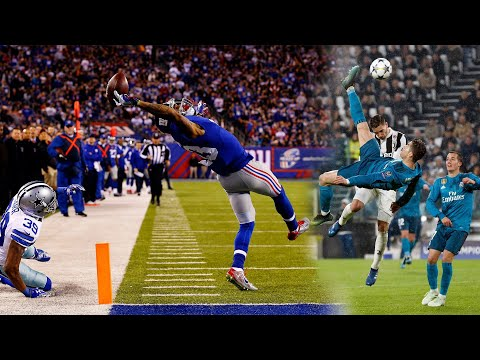 Top Sports Plays of the Decade 2010-2020 Best Moments | PART 1