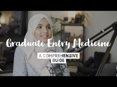 Graduate Entry Medicine - A comprehensive guide + Q&A