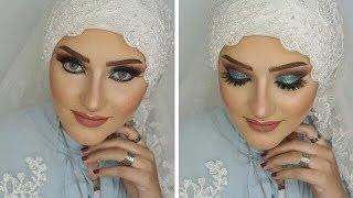مكياج عروسة كامل مع الشرح مع (خبيرة التجميل أسماء عادل)