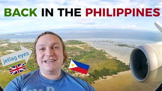 I'm BACK HOME in the PHILIPPINES