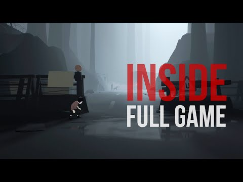 INSIDE Gameplay Walkthrough (XboxOne) - (FULL GAME)