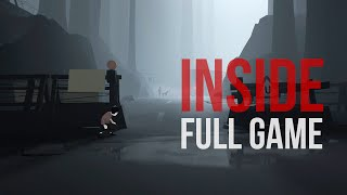 INSIDE Gameplay Walkthrough (XboxOne) - (FULL GAME) | CenterStrain01