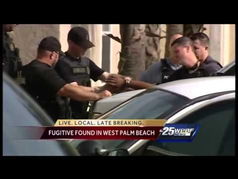 US Marshals capture fugitive in West Palm...