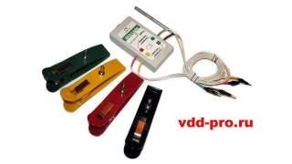 Обучающий видеоролик #6 Обзор печатной платы домашнего электрокардиографа