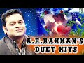 A R Rahman Super Hit Popular Duet Audio Jukebox