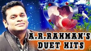 A R Rahman Super Hit Popular Duet Audio Jukebox