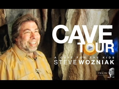 Steve Wozniak Home Cave Tour