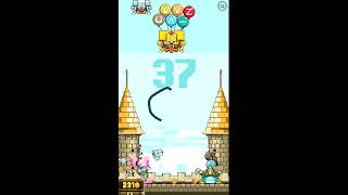 Magic Touch: Wizard for Hire by Nitrome - iOS iPhone 5 Gameplay