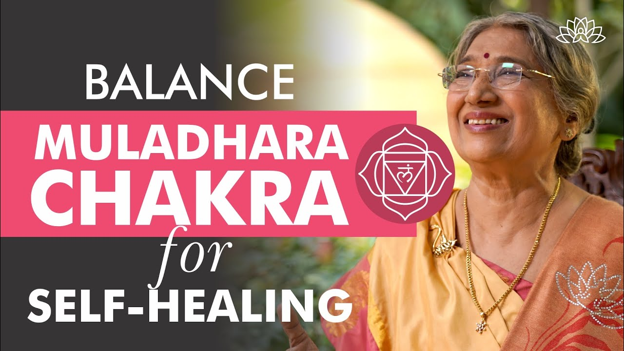 How to balance Muladhara Chakra by Dr. Hansaji Yogendra