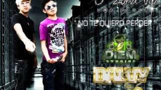 No Te Quiero Perder D' ZONA VIP [DM STUDIOS] ★Reggaeton Romantico 2011★
