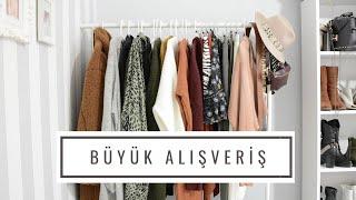 Büyük Alışveriş |Yeni Sezon- Sonbahar Kış |İpek Eraslan