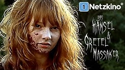 BreadCrumbs - Das Hänsel & Gretel Massaker (Horrorfilme auf Deutsch anschauen in voller Länge)