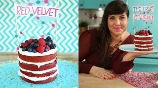 How To Make A Real Red Velvet Cake And The Story Behind This Classic