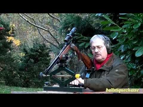 L'Express Antonio Zoli Focus 2 calibre 8x57 JRS - YouTube: http://www.youtube.com/watch?v=vPd3EcnoOcY