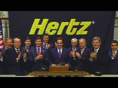 Hertz buying Dollar Thrifty