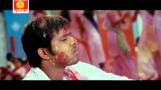 archita in a holi song