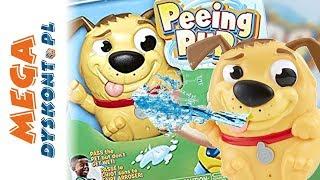 Peeing Pup  Mokry psiak  Gra Challenge  Monia i Agatka