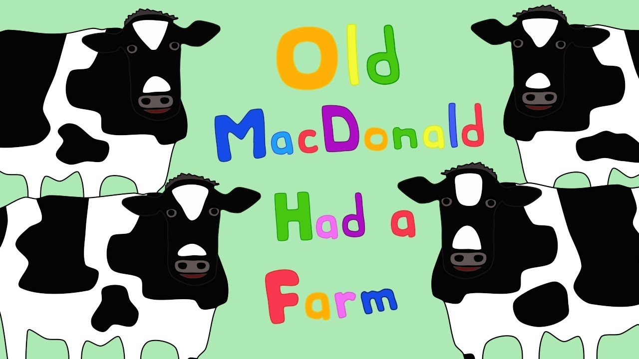 old macdonald had a farm videos