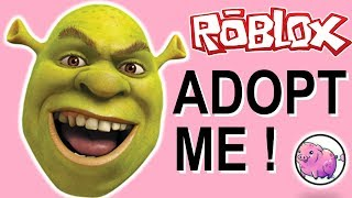 Roblox Adopt Me! - Inside Shrek Universe with money codes