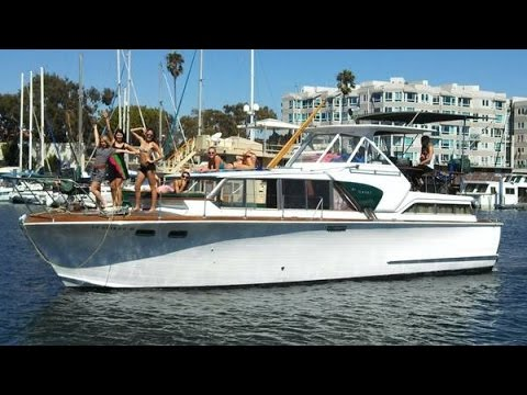 UNAVAILABLE Used 1965 Owens 40 In Marina Del Rey