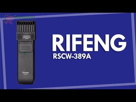 8bfd13804 Máquina Acabamento Cabelo Barba Rifeng Bivolt Original - YouTube