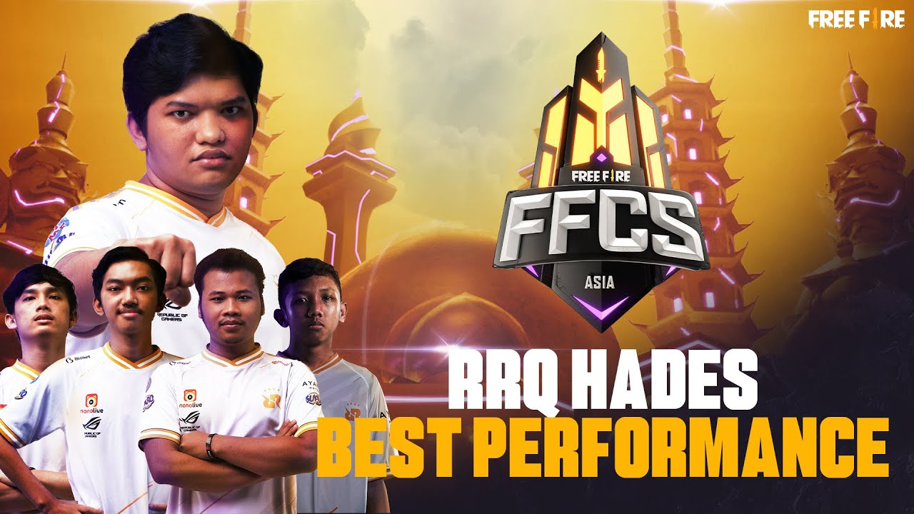 RRQ HADES' Best Performance - FFCS: Asia Series