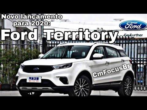Novo Lancamento Da Ford Para 2020 Ford Territory