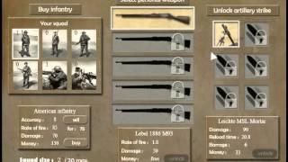 Игра Зомби на Первой мировой Войне