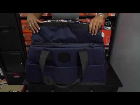 54241149f2c3 Lexdray Portland Sneaker Duffle - YouTube