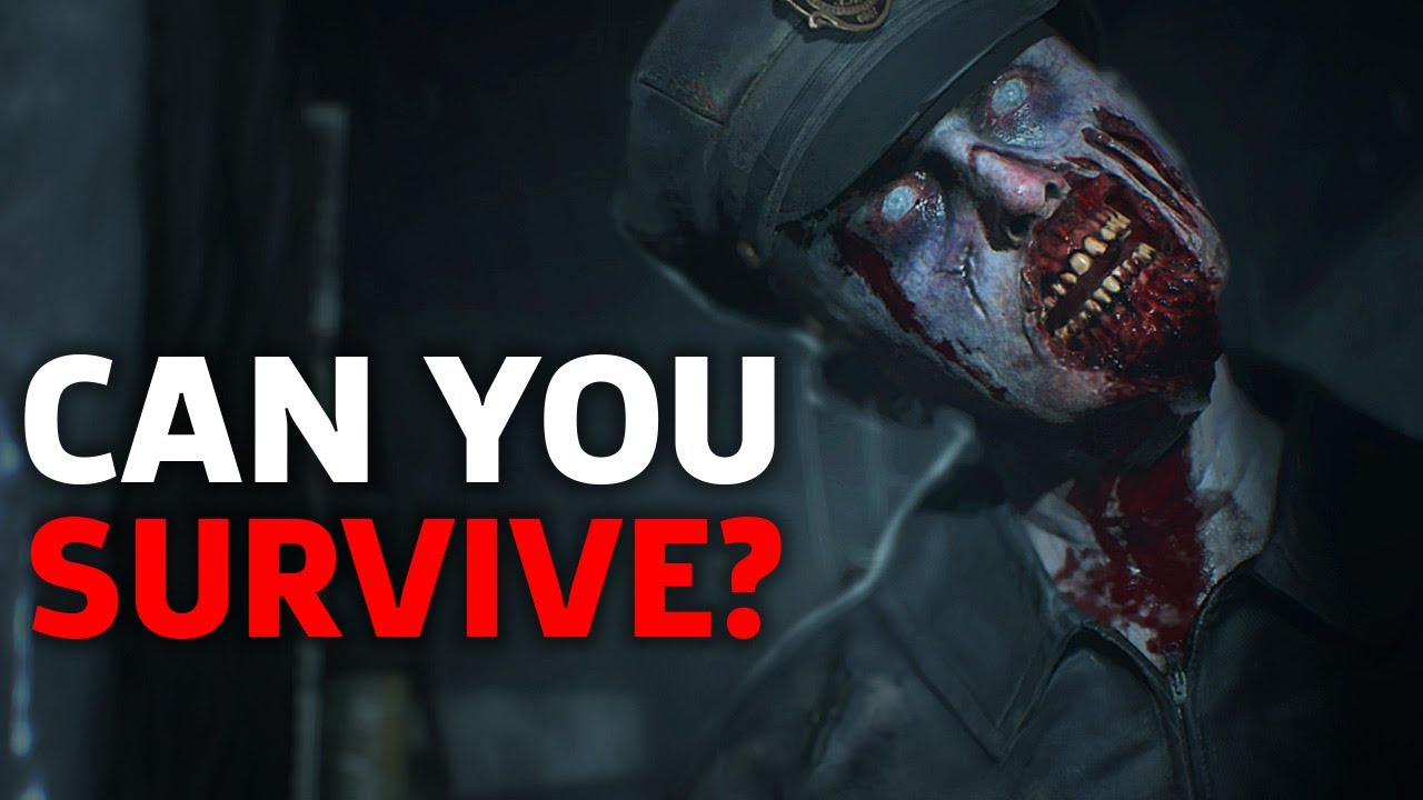 Resident Evil 2: This Is How A Video Game Remake Should Look And Feel