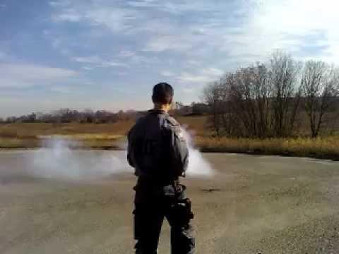 GOT FLASH BANGED IN CANADA?!?!